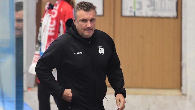 Dosavadní asistent zlínského trenéra Martin Hamrlík, který převzal tým po rezignaci kouče Roberta Svobody.