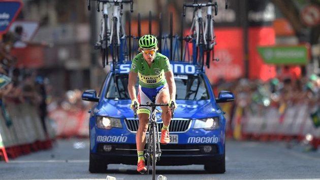 Slovenský cyklista Peter Sagan v anketě fanoušků jednoznačně vyhrál.