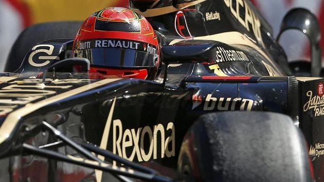 Pilot Lotusu Kimi Räikkönen pojede v Montrealu až z desátého místa.