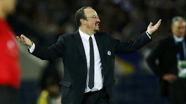 Rafael Benítez věří, že se Chelsea pod jeho vedením ještě zlepší.