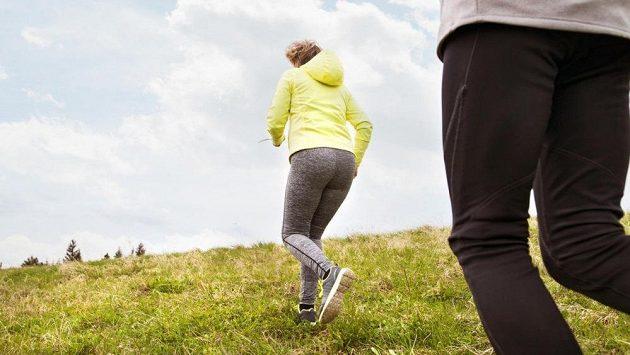 Běh možná nepřidá životu další dny, ale určitě přidá život těm zbývajícím dnům. (ilustrační foto)