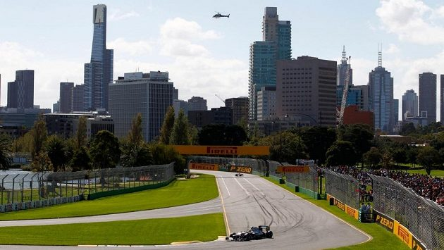 Melbournský Albert Park otevře seriál formule 1 i v roce 2016.
