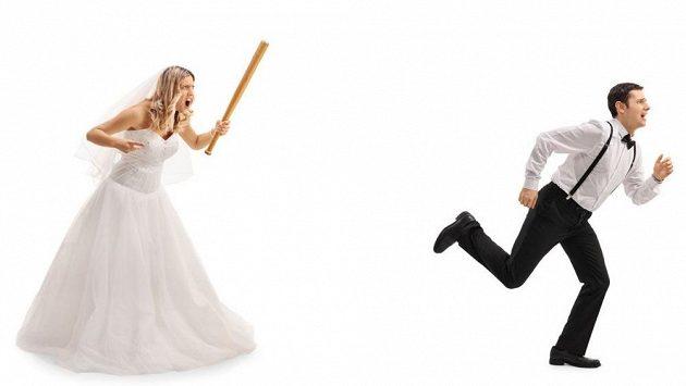Měli by běžci utíkat před svatbou?