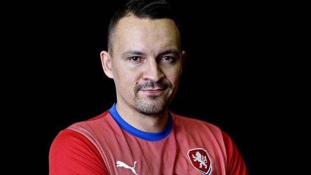 Gamer Svatopluk Sýkora alias syky.