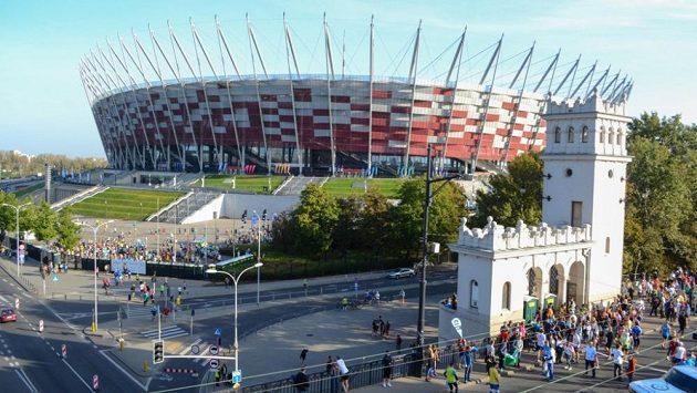 Polský svatostánek sportu - Národní sportovní stadion.