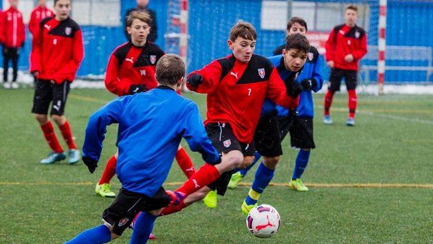 I na Vysočině funguje fotbalová akademie.