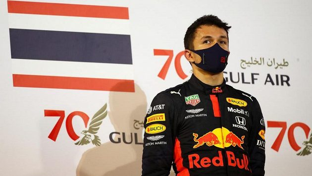 Alexander Albon se v nové sezoně vrátí do formule 1