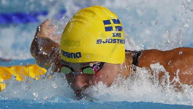 Švédka Sarah Sjöströmová získala na ME v Glasgow už čtyři zlaté medaile.
