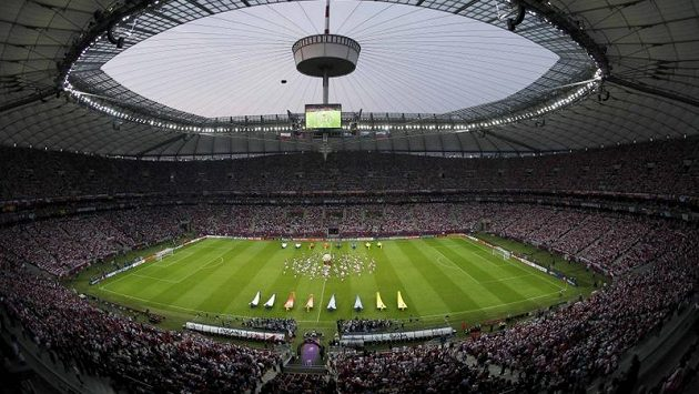 Národní stadión ve Varšavě