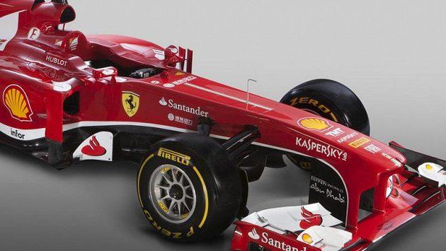 V letošním šampionátu reprezentoval slavnou stáj Ferrari model F138