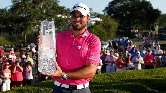 Australský golfista Jason Day vyhrál poprvé v kariéře The Players Championship.
