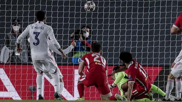 Sestih čtvtrtfinále Ligy mistrů: Real Madrid - Liverpool