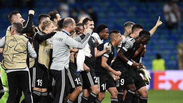 Historický okamžik. Šeriff Tiraspol v Madridu porazil slavný Real.