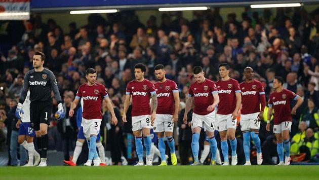 Vedení anglického West Hamu tvrdě zakročilo proti antisemitským projevům.