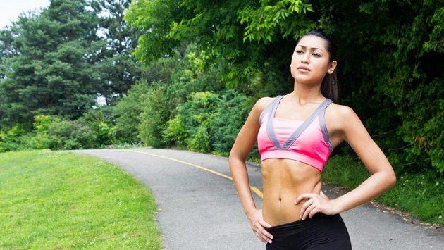 Ženy možná nejsou tak rychlé, ale jsou vytrvalejší.
