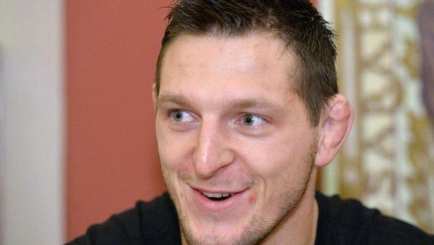 Judista Lukáš Krpálek se o víkendu představí na pražském turnaji European Open.