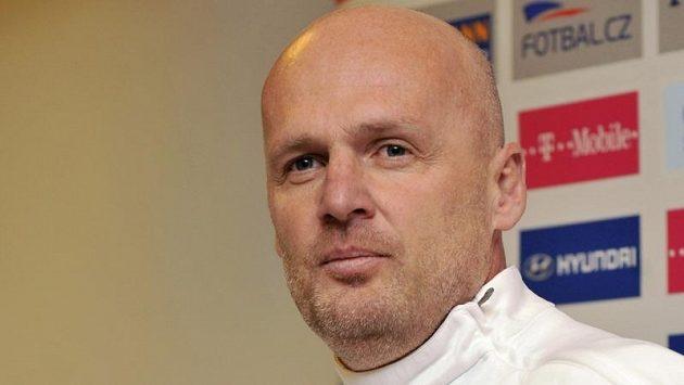 Michal Bílek zůstává u národního týmu i nadále.