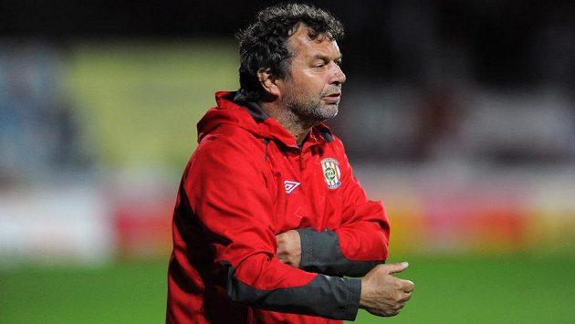 Ludevít Grmela skončil jako hlavní trenér Brna, ale v realizačním týmu zůstává.
