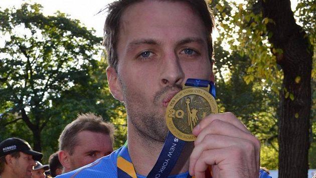 Dokázal to. Maratón v New Yorku dal.