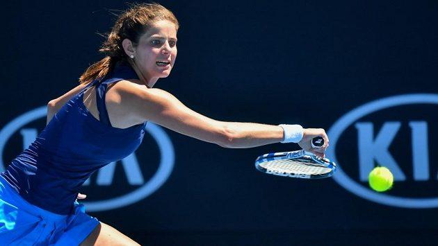 Německá tenistka Julia Görgesová.