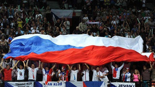 Čeští fanoušci se mají nač těšit - do Ostravy přijedou v rámci Davis Cupu tenisté Austrálie.