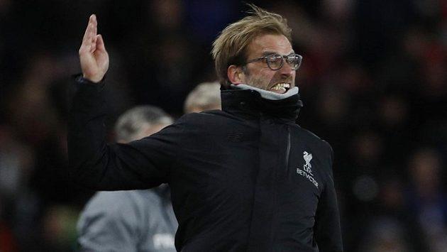 Trenér Liverpoolu Jürgen Klopp prožívá jednu velkopu mizérii.