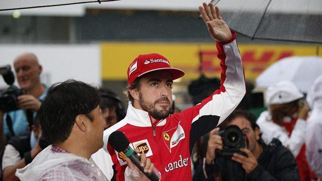 Dá Fernando Alonso po letošní sezóně Ferrari sbohem?