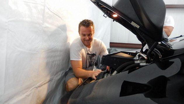 Pavel Kubina se věnuje prodeji aut. Byly ale doby, kdy chtěl koupit ostravský Baník.