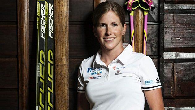Kateřina Smutná bude v nové sezóně preferovat dálkové běhy na lyžích.