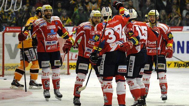 Hokejisté Pardubic budou zastupovat českou extraligu v Lize mistrů.