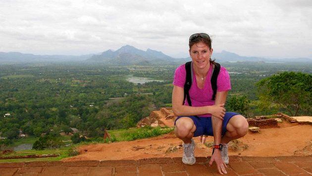Jakmile skončí sezóna, vyrazí Zuzana Hejnová poznávat exotická místa naší planety.