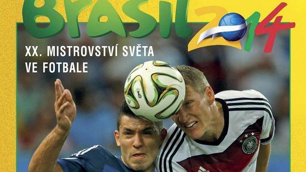 Nejen obrazové reminisicence na světový šampionát ve fotbale přináší kniha Brasil 2014, která přišla na trh.