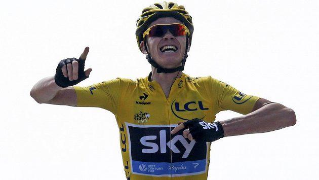 Britský jezdec Christopher Froome ovládl patnáctou etapu cyklistické Tour de France.