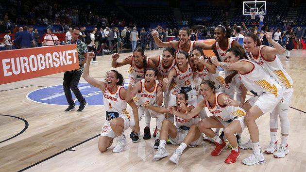 Španělské šampionky.