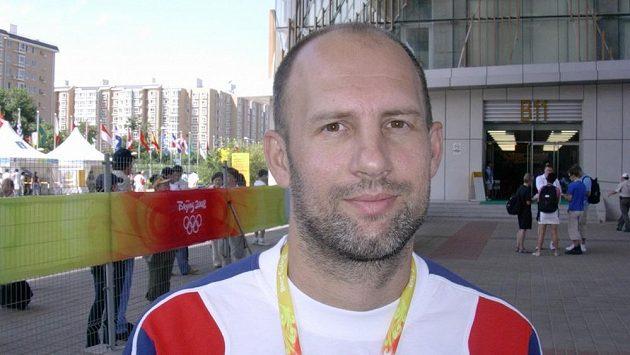 Střelec Tomáš Jeřábek na archivním snímku.