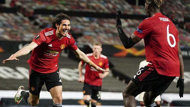 Manchester United čeká druhé finále EL v historii klubu.