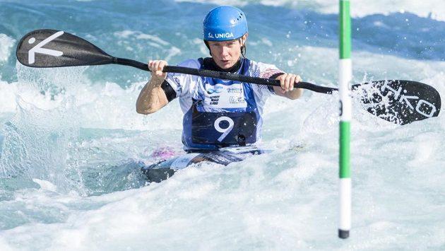 Sedmačtyřicetiletá Štěpánka Hilgertová potvrzovala svou výjimečnost i na mistrovství světa v Londýně.