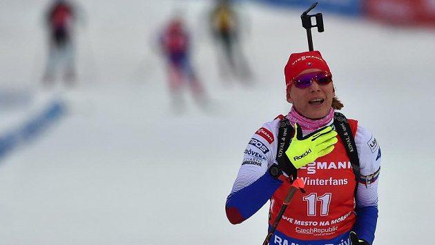 Slovenská reprezentantka Anastasia Kuzminová se své kolegyně zastala.