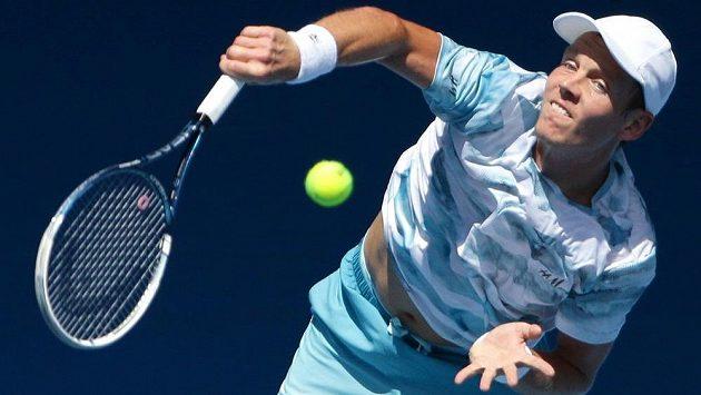 Tomáš Berdych je zatím v Melbourne suverénní. Podaří se mu přejít přes Rafaela Nadala do semifinále?