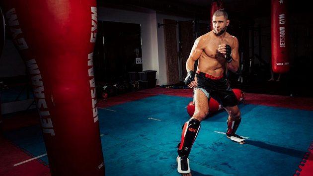 Jiří Procházka si před UFC udělal jméno v Japonsku