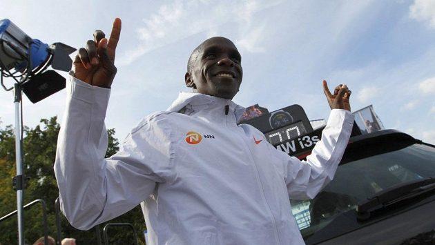 Kipchoge překvapivě nebyl jediný, kdo letos v Berlíně získal světový rekord.