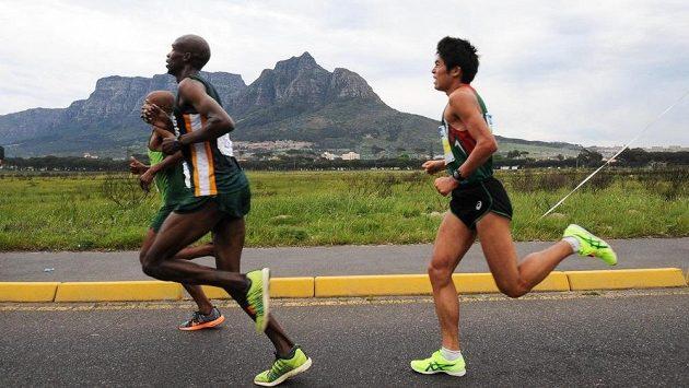 Juki Kawauči šlape africkým běžcům na paty už dlouho.