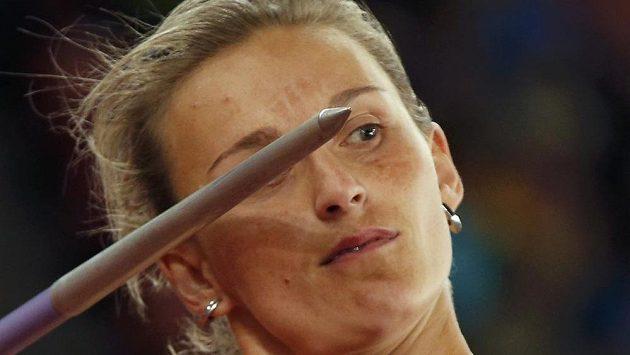 Oštěpařka Barbora Špotáková skončila v Birminghamu druhá.