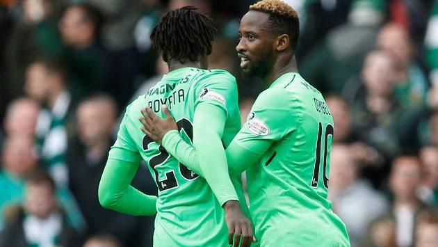 Můžou si gratulovat. Fotbalisté Celticu Glasgow neprohráli v domácí soutěži 62 utkání v řadě.