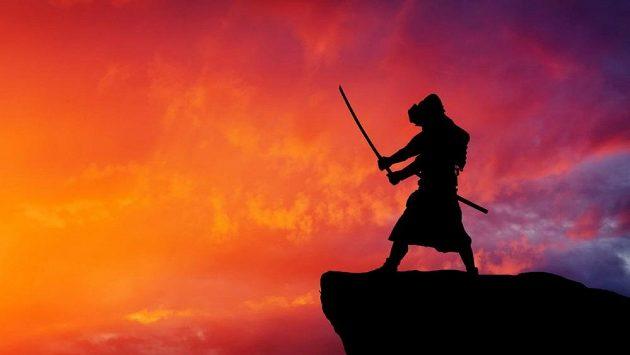 Cesta válečníka je mezi japonskými sportovci dodnes živá. (ilustrační foto)