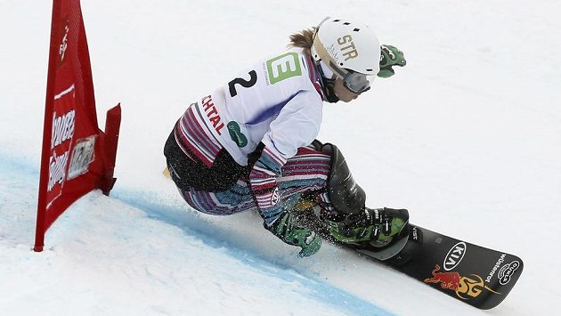 Snowboardistka Ester Ledecká
