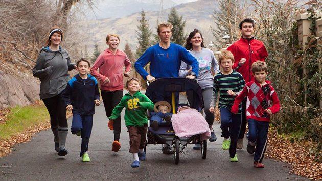 Sasha Pachev věří, že jeho rodina může být nejrychlejší v USA.