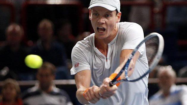 Český tenista Tomáš Berdych vstoupí do Turnaje mistrů jako šestý hráč světa.