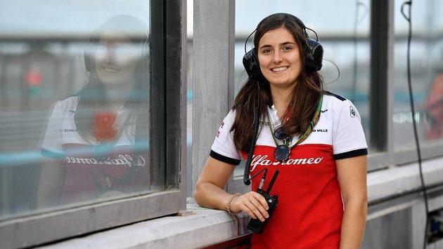 Tatiana Calderónová.