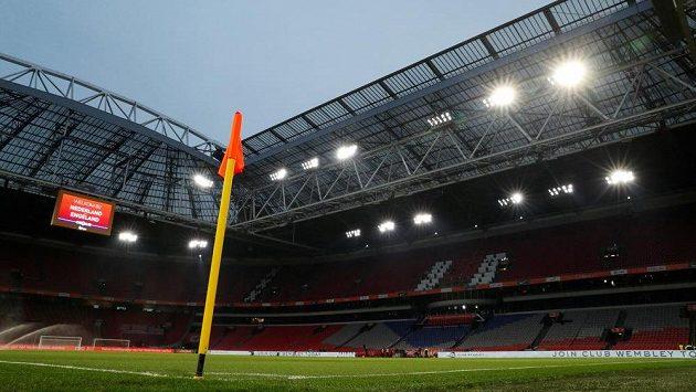 Aréna v Amsterdamu.